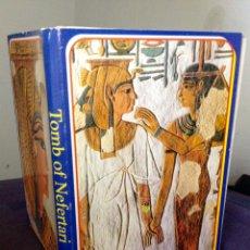 Postales: LOTE DE 18 TARJETAS POSTALES DE EGIPTO. NEFERTARI. BY ZPRINT. AÑOS 90.. Lote 110135370