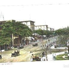 Postales: EL CAIRO. EGIPTO. PLAZA DE LA OPERA. COLOREADA. Lote 110265183