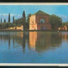 Postales: MARRUECOS. MARRAKECH. *LA MENARA* ED. CASA-IMAGES Nº 602. CIRCULADA 1988.. Lote 112248867