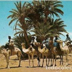 Postales: ESPAÑA & CIRCULADO, SAHARA TIPICO, CARAVANA DE MEHARISTAS, LAS PALMAS, PARIS 1970 (23). Lote 112438027
