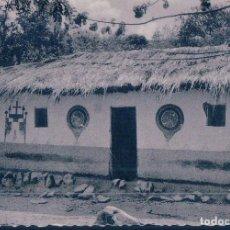 Postales: POSTAL EL CONGO - LE CONGO D'AUJOURD'HUI - CASE DECOREE - NELS - PHOTOTHILL. Lote 114998071