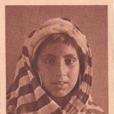 Postales: ANTIGUA POSTAL DE UN NIÑO FILLETTE ARABE, FRANCESA. AÑO 1900/1910. SIN CIRCULAR. Lote 115869675