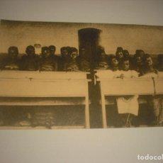 Postales: MISIONES DE BERLAER . AMADI -CONGO- EN CLASSE . NELS , BRUXELLES, SIN CIRCULAR. Lote 121864027