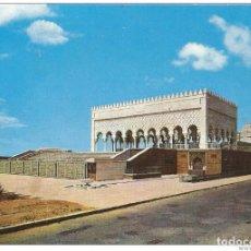 Postales: == PP469 - POSTAL - RABAT - MAUSOLEO MOHAMED V Y TORRE HASSAN . Lote 122246527