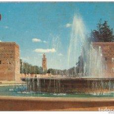 Postales: == PP202 - POSTAL - MARRUECOS - MARRAKECH - EL JADID ET LA KOUTOUBIA. Lote 122247543