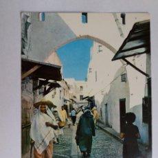 Postales: POSTAL - TETUAN MARRUECOS 28 - ANTIGUO BARRIO MORO. Lote 123445299