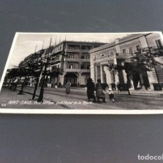 Postales: POSTAL (PORT-SAID. POST OFFICE AND HOTEL DE LA POSTE ) ED. LEHNERT & LANDROCK SUCC. 14 X 9CM. Lote 125129831