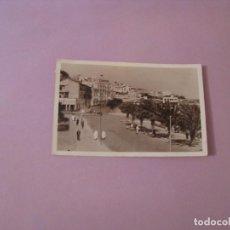 Postales: POSTAL FOTOGRÁFICA DE MARRUECOS. TANGER, AVENIDA DE ESPAÑA. ED. LEBRUN FRERES.. Lote 128265807
