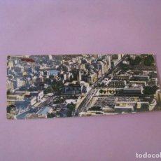 Postales: POSTAL FOTOGRÁFICA DE MARRUECOS. PLAZA LYAUTEY Y ADM. MUNICIPAL. ED. JANSOL. CIRCULADA 1958.. Lote 128268271