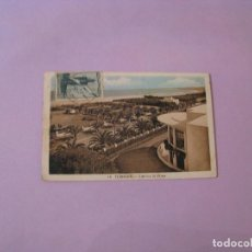 Postales: POSTAL DE MARRUECOS. FEDHALA. CIRCULADA 1941.. Lote 128271367