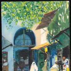 Postales: POSTALES - MARRUECOS. TETUAN. LOS BABUCHEROS. M. BERTUCHI. EDICIONES HERALMI. . Lote 128746027