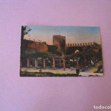 Postales: POSTAL DE MARRUECOS. RABAT. JARDIN OUDAÏAS. ED. SAPHO. FRANCIA. ESCRITA.. Lote 128784707
