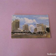 Postales: POSTAL FOTOGRÁFICA DE MARRUECOS. CASABLANCA. ED. JEFF. CIRCULADA AÑOS 60.. Lote 128784855