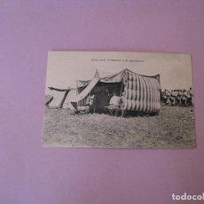 Postales: POSTAL DE MARRUECOS. CENA CON GENERAL BOUCHERON. ED. J. GONZALEZ & CIA. CASABLANCA.. Lote 128785051