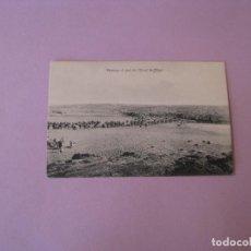 Postales: POSTAL DE MARRUECOS. PASSAGE A GUE DE L'OUED NEFFIFIGH. ED. J. GONZALEZ & CIA. CASABLANCA.. Lote 128785199
