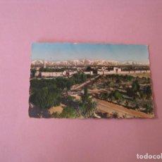 Postales: POSTAL DE MARRUECOS. MARRAKECH. ED. CIGOGNE. CIRCULADA 1958.. Lote 128787783