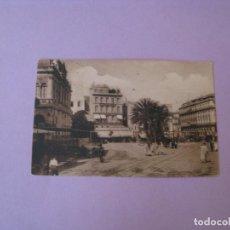 Postales: POSTAL DE ARGELIA. ARGEL. PLAZA DE LA REPUBLICA. CIRCULADA 1911.. Lote 128788235