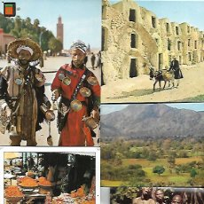 Postales: 90 POSTALES * CONTINENTE AFRICANO * LOTE Nº 19. Lote 131854658