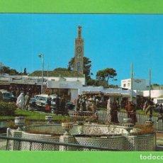 Postales: POSTAL - GRAN SOCCO DE TÁNGER - MARRUECOS -. Lote 133964138