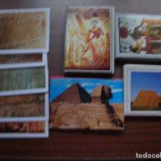 Postales: COLECCION DE 69 POSTALES DE EGIPTO SINCIRCULAR VER FOTOS. Lote 135191434