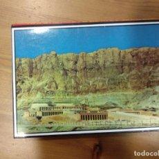 Postales: EGIPTO. COLECCIÓN DE 18 POSTALES . EN ACORDEÓN. Lote 135681667