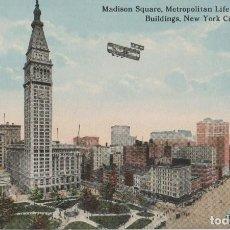 Postales: POSTALES POSTAL NEW YORK AÑOS 1910-20. Lote 136195258