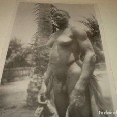 Postales: ANTIGUA Y RARA POSTAL FOTOGRAFICA.....HERMAFRODITA.. Lote 136366246