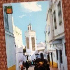 Postales: TETUAN - MARRUECOS - MEZQUITA DE SIDI SAIDI. Lote 140372562