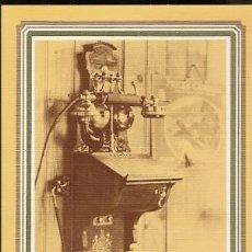 Postales: BOPHUTHATSWANA & MAXI, HISTORIA DEL TELÉFONO, MAHIKENG 1983 (111). Lote 143885446