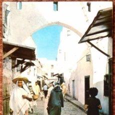 Postales: TETUAN - MARRUECOS - ANTIGUO BARRIO MORO. Lote 144697846