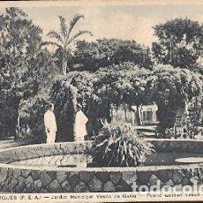 Moçambique ** & Ultramar, Lourenço Marques, Jardine Municipal Vasco da Gama (8861)