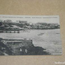 Postales: DAKAR - ANSE BERNARD - CASERNES LA POINTE- ESCRITA 1927 - SENEGAL- VER FOTOS DETALLES. Lote 146780498