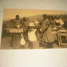 Postales: MISSIONS DES SOEURS DE BERLAER , WADSA, CONGO, SIN CIRCULAR.. Lote 147038842