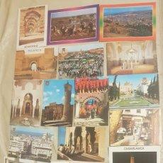 Postales: BONITO LOTE DE 22 POSTALES ANTIGUAS DE MARRUECOS, SIN CIRCULAR. DIFERENTES ED.. Lote 147784698