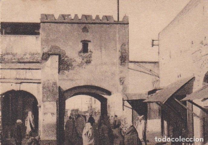 POSTAL ORIGINAL. DÉCADA 30. MARRUECOS. LARACHE. BARRIO MORO. Nº 1469 (Postales - Postales Extranjero - África)
