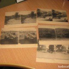 Postales: 5 POSTALES DE JERUSALEM. Lote 150659486