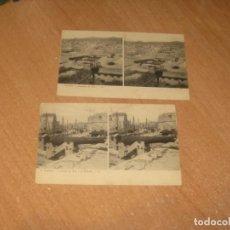 Postales: 2 POSTALES DE TUNISIE. Lote 150659806
