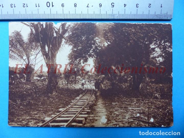Postales: GUINEA ESPAÑOLA Y CONTINENTAL, 9 POSTALES, VER FOTOS ADICIONALES - Foto 10 - 153189298