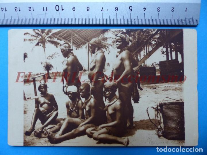 Postales: GUINEA ESPAÑOLA Y CONTINENTAL, 9 POSTALES, VER FOTOS ADICIONALES - Foto 12 - 153189298