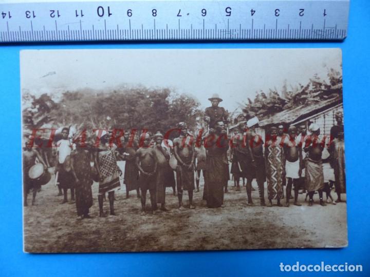 Postales: GUINEA ESPAÑOLA Y CONTINENTAL, 9 POSTALES, VER FOTOS ADICIONALES - Foto 14 - 153189298