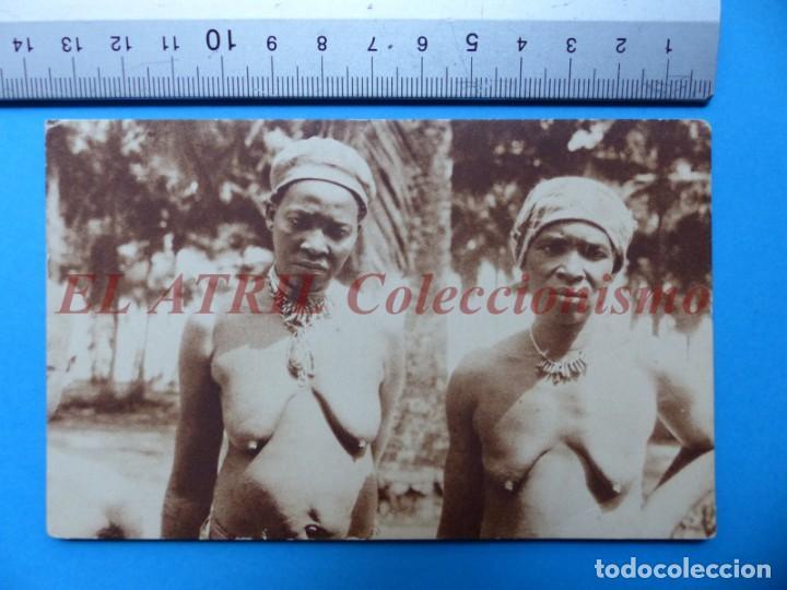 Postales: GUINEA ESPAÑOLA Y CONTINENTAL, 9 POSTALES, VER FOTOS ADICIONALES - Foto 16 - 153189298