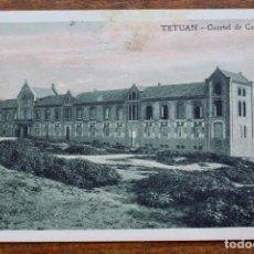Postales: TETUAN- CARTEL DE CAZADORES - SIN CIRCULAR.. Lote 156994546