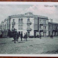 Postales: TETUAN- EL EUSANCHE - SIN CIRCULAR.. Lote 156996326