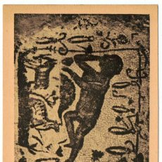 Postales: POSTAL TÚNEZ. CARTHAGE - MUSÉE DU BARDO - TABARKA - TOMBE CHRÊTIENNE (JONAS) - (A.424). Lote 158021502