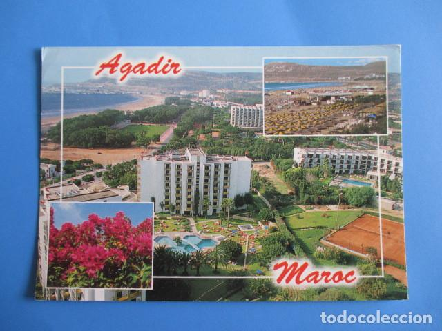 6662 MOROCCO MARRUECOS MAROC MOGADOR AGADIRE (Postales - Postales Extranjero - África)