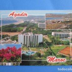 Postales: 6662 MOROCCO MARRUECOS MAROC MOGADOR AGADIRE. Lote 161929026