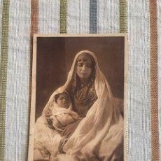 Postales: POSTAL N122. BÉDOUINE. MARRUECOS EDITORES L & L. Lote 165016460