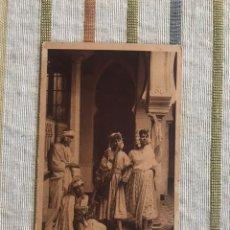 Postales: POSTAL N220. UNA DANZATRICE. MARRUECOS EDITORES L & L. Lote 165017774