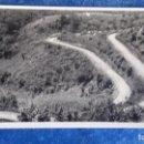 Postales: L´AFRIQUE QUI DISPARAIT 204. ROUTE VERS LE KIVU / CARRETERA HACIA EL LAGO KIVU. CONGO BELGA. S/C. Lote 165125886