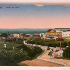 Postales: TANGER POSTAL COLOREADA CAMINO DEL SOCO 1930 LIB HISPANO MARROQUI MARRUECOS POSTAL ANTIGUA . Lote 166136266